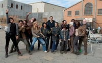 The Walking Dead cast wallpaper 1920x1200 jpg