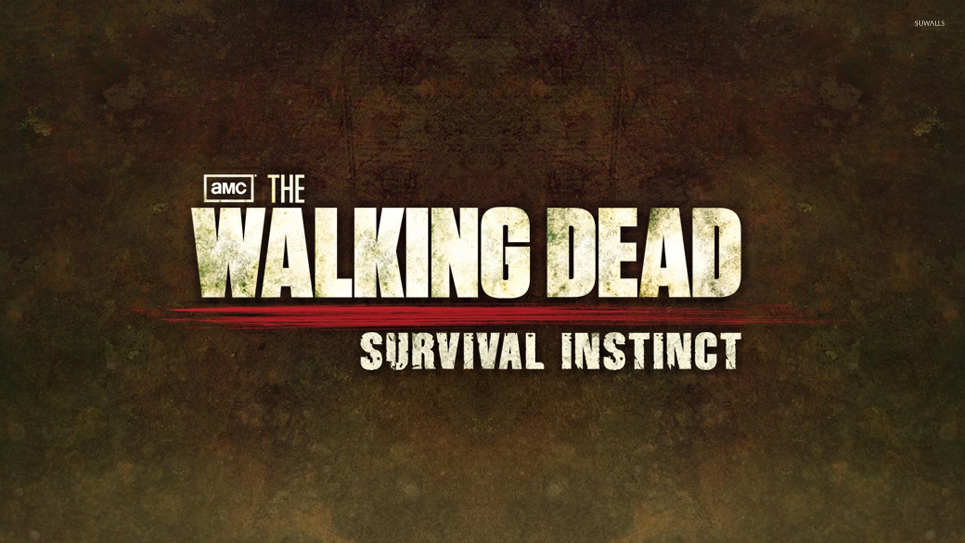 The Walking Dead Survival Instinct Wallpaper  TV Show