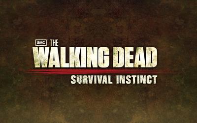 The Walking Dead: Survival Instinct wallpaper