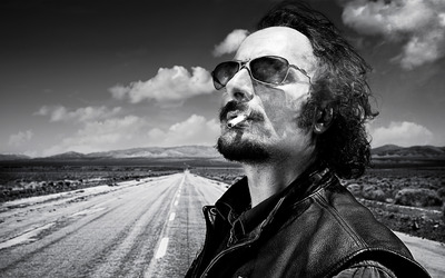 Tig - Sons of Anarchy wallpaper