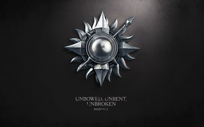 Unbent, Unbowed, Unbroken wallpaper