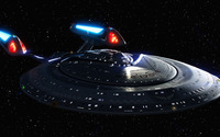 USS Enterprise - Star Trek wallpaper 2560x1600 jpg
