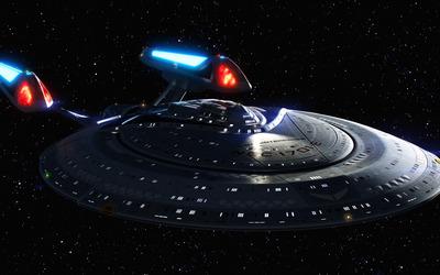 USS Enterprise - Star Trek wallpaper