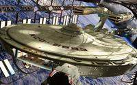 USS Stargazer - Star Trek wallpaper 1920x1080 jpg