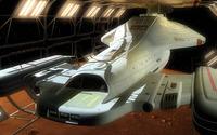 USS Voyager - Star Trek [5] wallpaper 1920x1200 jpg