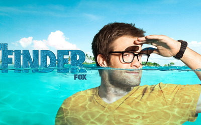 Walter Sherman - The Finder wallpaper