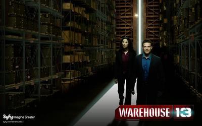 Warehouse 13 [5] wallpaper