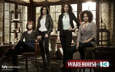 Warehouse 13 [2] wallpaper