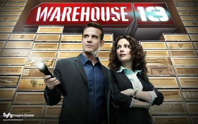 Warehouse 13 [4] wallpaper