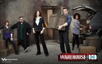 Warehouse 13 wallpaper