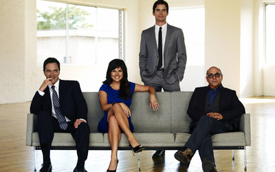 White Collar [2] wallpaper