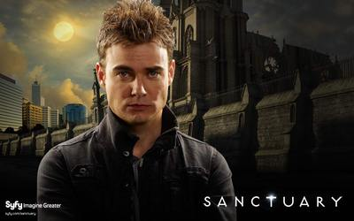 Will Zimmerman - Sanctuary wallpaper