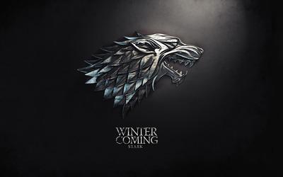 Winter Is Coming wallpaper