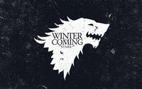 Winter Is Coming [2] wallpaper 1920x1200 jpg