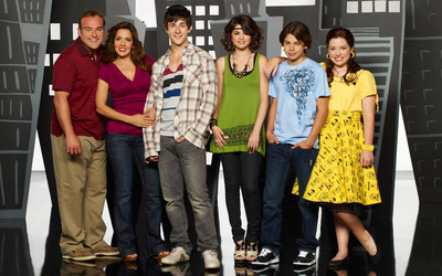 Wizards of Waverly Place wallpaper