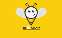 Bee smart wallpaper 1920x1200 jpg