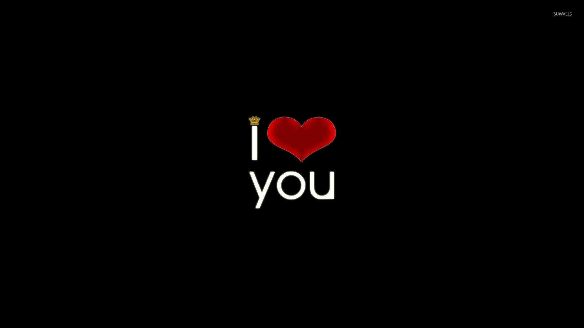 I Love You 5 Wallpaper