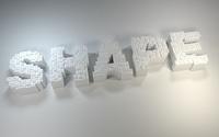 Irregular surface text wallpaper 1920x1080 jpg