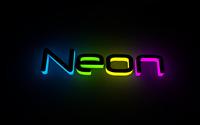 Neon wallpaper 2560x1600 jpg