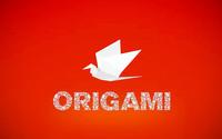 Origami wallpaper 2560x1600 jpg
