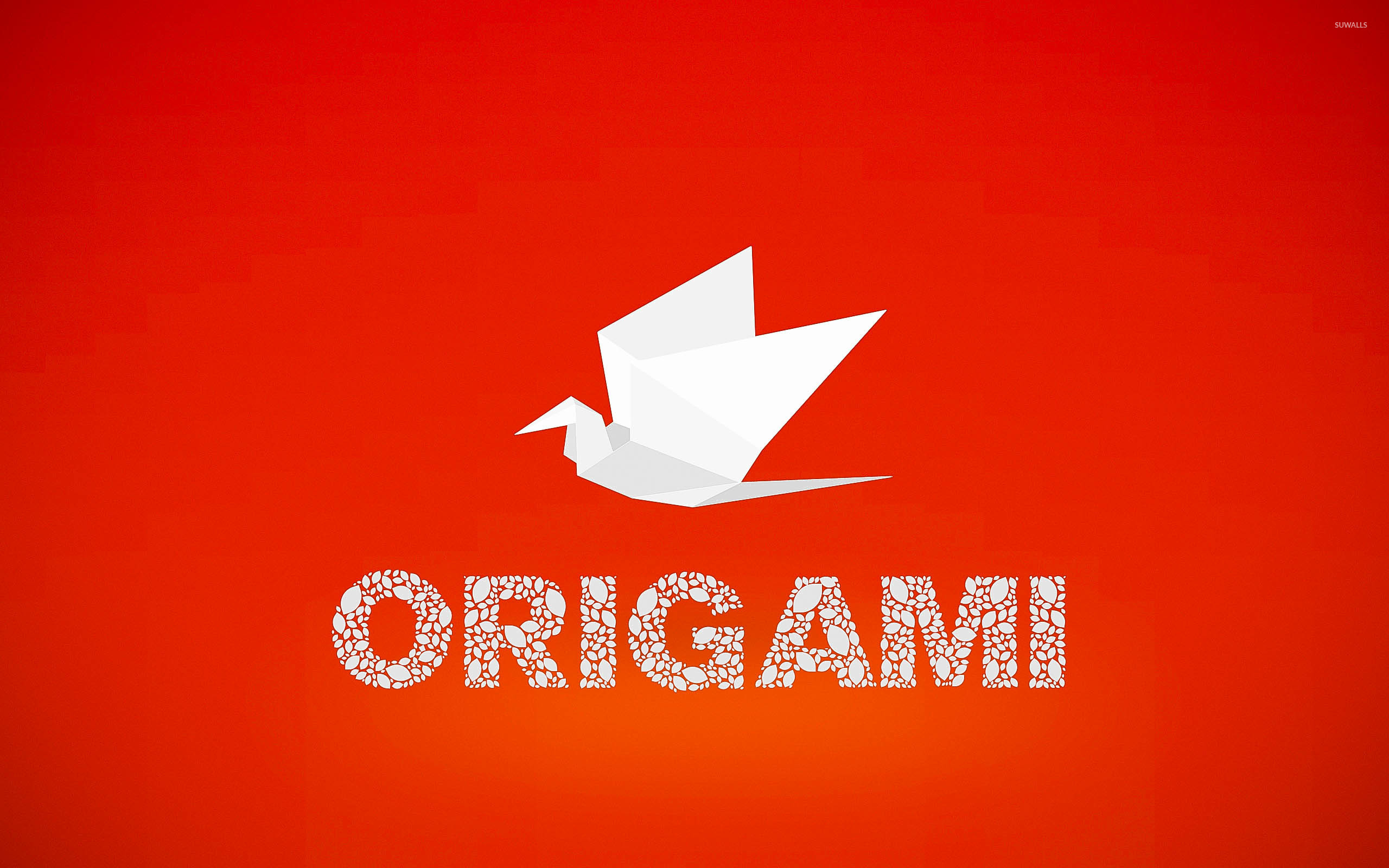 Origami Wallpaper Typography Wallpapers 46033 HD Wallpapers Download Free Images Wallpaper [1000image.com]