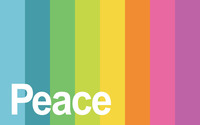 Peace wallpaper 2560x1600 jpg