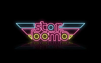 Star Bomb logo wallpaper 1920x1200 jpg
