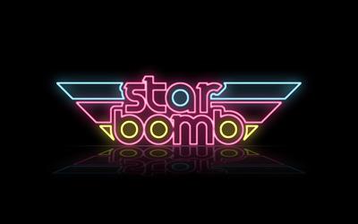 Star Bomb logo wallpaper