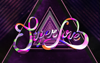 Super Love wallpaper 2880x1800 jpg