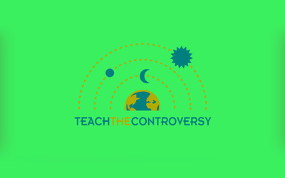 Teach the controversy wallpaper