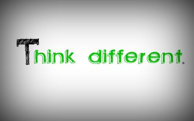 Think different [2] wallpaper