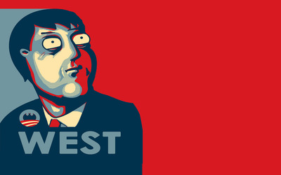 Adam West - Family Guy wallpaper