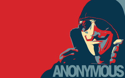 Anonymous [7] wallpaper