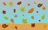 Autumn wallpaper 2560x1600 jpg