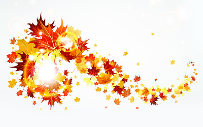 Autumn leaves [2] wallpaper