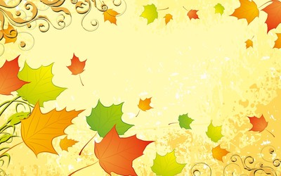 Autumn leaves [11] wallpaper