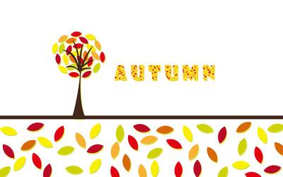 Autumn tree wallpaper