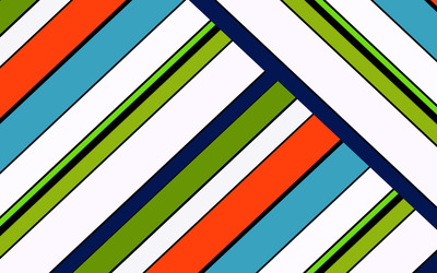 Bright stripes wallpaper