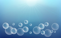 Bubbles [21] wallpaper 1920x1200 jpg