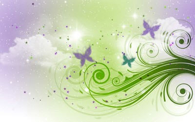 Butterflies [2] wallpaper