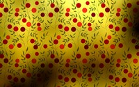 Cherry pattern wallpaper 1920x1200 jpg