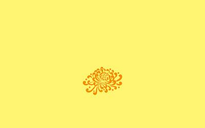 Chinese chrysanthemum wallpaper
