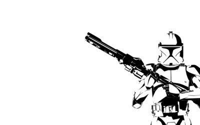 Clone trooper - Star Wars [2] wallpaper