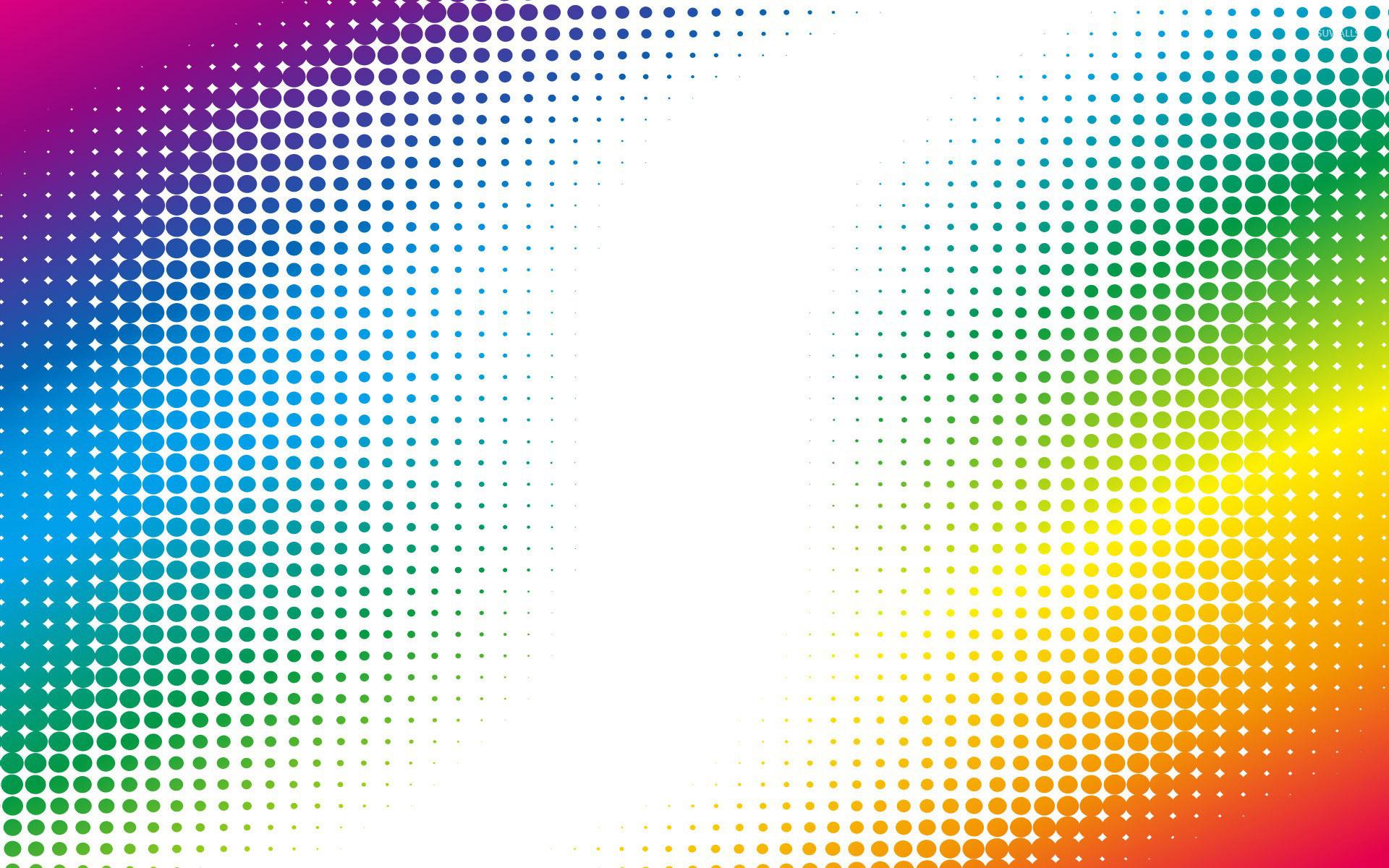 colorful bubbles desktop wallpaper