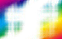 Colorful halftone dots wallpaper 1920x1200 jpg