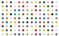 Colorful polka dots wallpaper 1920x1080 jpg