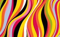Colorful waves [5] wallpaper 1920x1200 jpg