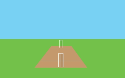 Cricket field wallpaper