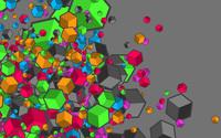 Cubes [20] wallpaper 2560x1600 jpg
