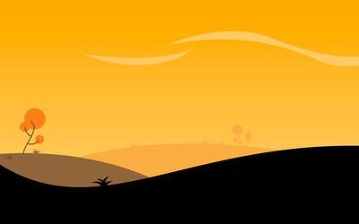 Desert [4] Wallpaper
